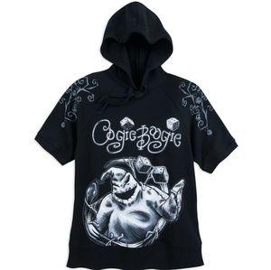 Disney Tim Burton Oogie Boogie Nightmare Hoodie